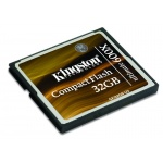 Флеш карта Kingston CompactFlash Ultimate 32 Gb 600x (CF/32GB-U3)