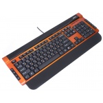 Клавиатура Dialog Katana KK-05U Orange USB