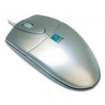 Мышь A4-Tech Optical Mouse OP-720 Silver (RTL) PS/2