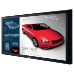 "ЖК панель 65"" Sharp PN-G655E Black"