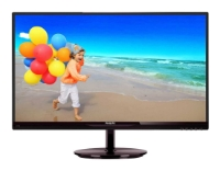 "LED монитор 27"" PHILIPS 274E5QDAB/00(01) Black-Cherry"
