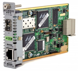 Медиаконвертор Allied Telesis AT-CM3K0S Media Blade 10/100/1000TX to SFP with 802.3ah OAM