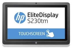 "LED монитор 23"" HP S230tm (E4S03AA) Black"