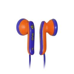 Наушники Fischer Audio JB One Purple/Yellow