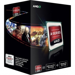 Процессор AMD A6 X2 7400K Socket-FM2+ (AD740KYBJABOX)
