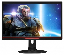 "LED монитор 27"" PHILIPS 272G5DJEB/00(01) Black"