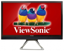 "LED монитор 28"" ViewSonic VX2880ML Glossy-Black"