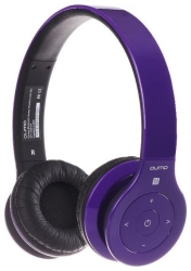Гарнитура QUMO Bluetooth-гарнитура QUMO Octava Purple