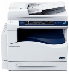 Лазерное МФУ XEROX WorkCentre 5024D (5024V_U)