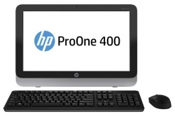 "Моноблок HP ProOne 400 (G9D83ES) AIO 21.5"" HD Touch Cel G1840T/4Gb/500Gb/DVDRW/W8.1Prodng/WiFi/BT"