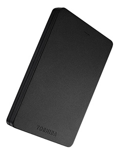 "Внешний жёсткий диск Toshiba 500Gb Canvio Alu 2.5"" USB 3.0 Black (HDTH305EK3AA)"