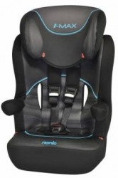 Автокресло Nania 903075 I-Max SP graphic i-tech Black/Grey