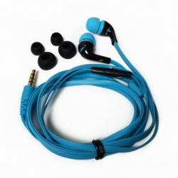 """Наушники CBR Human Friends Travel Sound """"Trench"""" Blue with black"""