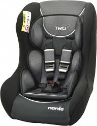 Автокресло Nania Trio SP Comfort FST (graphic black) от 9 до 18 кг (0+/1) 193076
