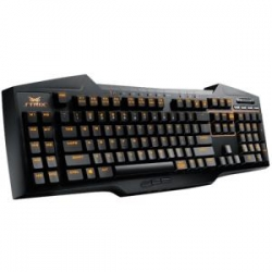 Клавиатура Asus Strix Tactic Pro Black USB Multimedia Gamer Ergo (90YH0081-B2RA00)