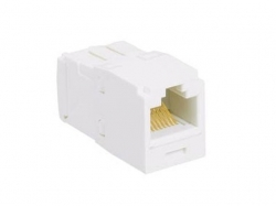 Модуль Panduit TX6 CJ688TGAW Mini-Com RJ45 кат.6 White