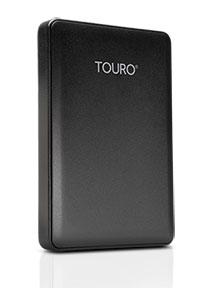 "Жёсткий диск Hitachi HGST Touro Mobile 500Gb 2.5""  USB3.0 RTL (0S03797)"