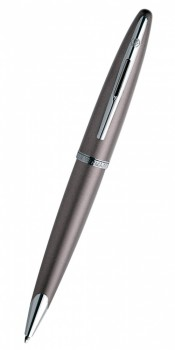 Ручка роллер Waterman Carene Frosty Brown Lacquer ST Fblack S0839730