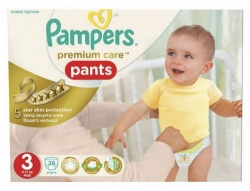 Подгузники PAMPERS Premium Care Midi 6-11 кг., 28 шт. (81486918)