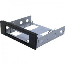"Адаптер Supermicro AAMK53  3.5"" to 5.25"" Drive Bay Mounting Bracket Black Addonics"