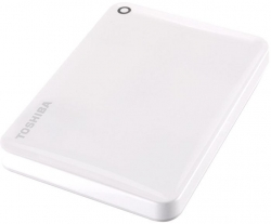 "Внешний жёсткий диск Toshiba CANVIO Connect II 500Gb White 2.5"" USB 3.0 (HDTC805EW3AA)"