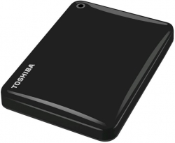 "Внешний жёсткий диск Toshiba CANVIO Connect II 500Gb Black 2.5"" USB 3.0 (HDTC805EK3AA)"