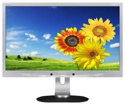 "LED монитор 23"" PHILIPS 231P4QUPES/00 Silver-Black"