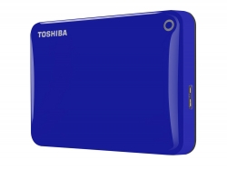 "Внешний жёсткий диск Toshiba CANVIO Connect II 2Tb Blue 2.5"" USB 3.0 (HDTC820EL3CA)"