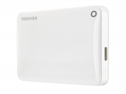 "Внешний жёсткий диск Toshiba CANVIO Connect II 2Tb White 2.5"" USB 3.0 (HDTC820EW3CA)"