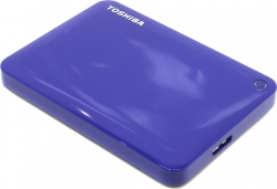"Внешний жёсткий диск Toshiba CANVIO Connect II 500Gb Blue 2.5"" USB 3.0 (HDTC805EL3AA)"