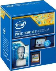 Процессор Intel Core i3 4170 Haswell Refresh BOX Socket1150 3.7ГГц, 3МБ