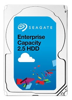 Жёсткий диск Seagate Enterprise Capacity 2.5 1TB SAS 12Gb/s, 7200 rpm, 128 mb (ST1000NX0333)