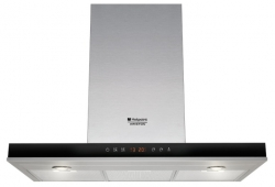 Вытяжка Hotpoint-Ariston HLB 9.8 LA X/HA Silver