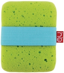 Мочалка для детей Happy baby Sponge+ 35004 Green