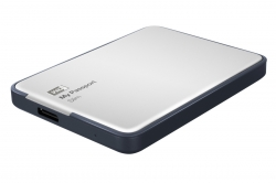 "Внешний жёсткий диск WD My Passport Ultra 2Tb White USB3.0 2.5"" (WDBNFV0020BWT-EEUE)"