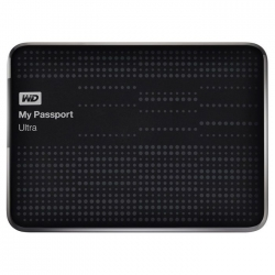"Внешний жёсткий диск WD My Passport Ultra 500Gb Black 2.5"" USB 3.0 (WDBBRL5000ABK-EEUE)"