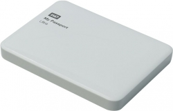 "Внешний жёсткий диск WD My Passport Ultra 500Gb 5400rpm, 2.5"" USB 3.0 White (WDBBRL5000AWT-EEUE)"
