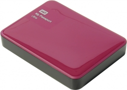 "Внешний жёсткий диск WD My Passport Ultra USB 3.0 2Tb 2.5"" Red (WDBNFV0020BBY-EEUE)"