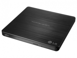 Привод LG GP80NB60 Black USB ultra slim M-Disk внешний RTL