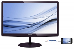 "LED монитор 21.5"" Philips 227E6EDSD (00/01) Dark-Vinous"