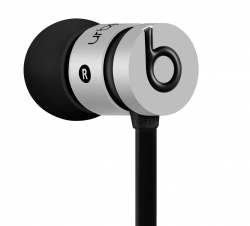 Наушники Beats URBEATS 2 CLEAR PKG 6  Grey (MK9W2ZM/A)