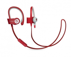 Наушники Beats POWERBEATS 2 WL RED (MHBF2ZM/A)
