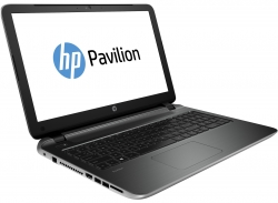 "Ноутбук HP Pavilion 15-ab014ur (N0K59EA) Core i5 5200M/8Gb/2Tb/DVD-RW/nVidia GeForce 940M 4Gb/15.6""/HD (1366x768)/Windows 8.1 64/silver/WiFi/BT/Cam/2700mAh"