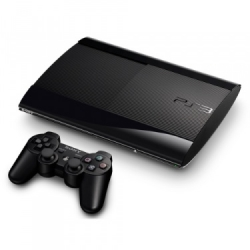 Игровая приставка SONY PlayStation 3 Super Slim 12Gb + Gran Turismo 6. Anniversary Edition + Одни из нас