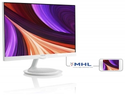 "LED монитор 27"" PHILIPS 275C5QHAW/00 WHITE"