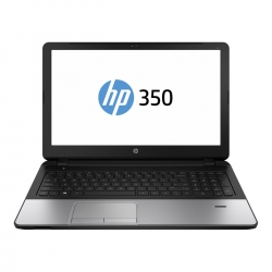 "Ноутбук hp 350 G2 (K9H86EA#ACB) Core i5 5200U/4Gb/1Tb/DVD-RW/AMD Radeon R5 M240 2Gb/15.6""/SVA/HD (1366x768)/Free DOS/black/WiFi/BT/Cam"