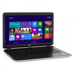 "Ноутбук HP Pavilion 17-f258ur (L2E43EA) 17.3"" (1920x1080), 8192, 1000, Intel Core i7-5500U, DVD±RW DL, 4096MB NVIDIA GeForce 840M, LAN, WiFi, Bluetooth, Win8.1"