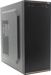Корпус FOX 5902BK Black ATX 450W (24+4+6пин)
