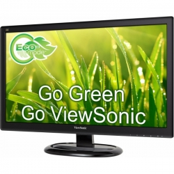 "LED монитор 23.6"" Viewsonic VA2465SMH Black"