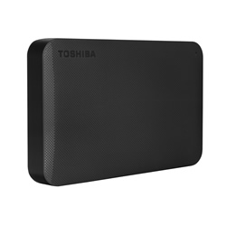 "Внешний жёсткий диск Toshiba Canvio Ready 2.5"" USB 3.0 2Tb Black (HDTP220EK3CA)"